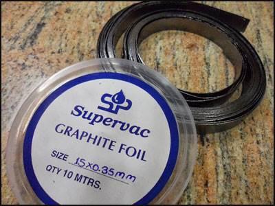 supervac graphite foil