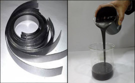 graphite-foil-and-graphite-suspension
