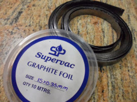 Graphite-foils