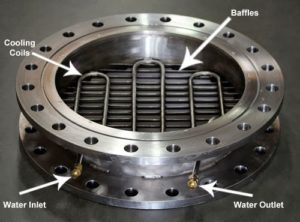 baffle-in-diffusion-pump