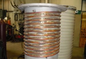 cooling-coils-around-the-diffusion-pump