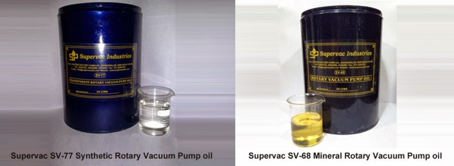 synthetic rotary vacuum pump oil-mineral rotary vacuum pump oil